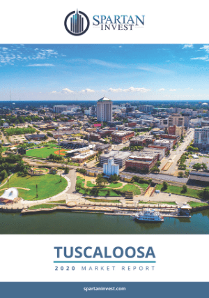 tuscaloosa report cover
